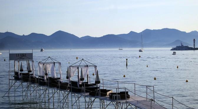 Les lieux éphémères du Festival de Cannes