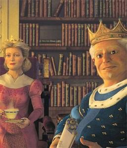 Les studios Dreamswork leur ont rendu hommage dans Shrek dans les rôles de Queen Lilian et King Harold.