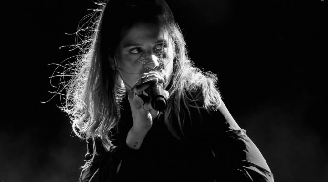 Christine and the Queens à Cannes