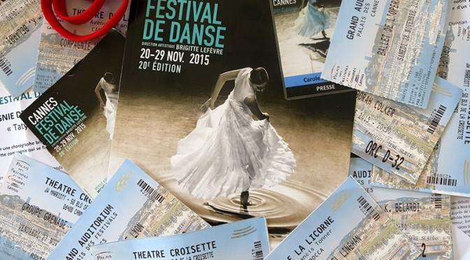 20e édition du Festival de danse de Cannes 2015