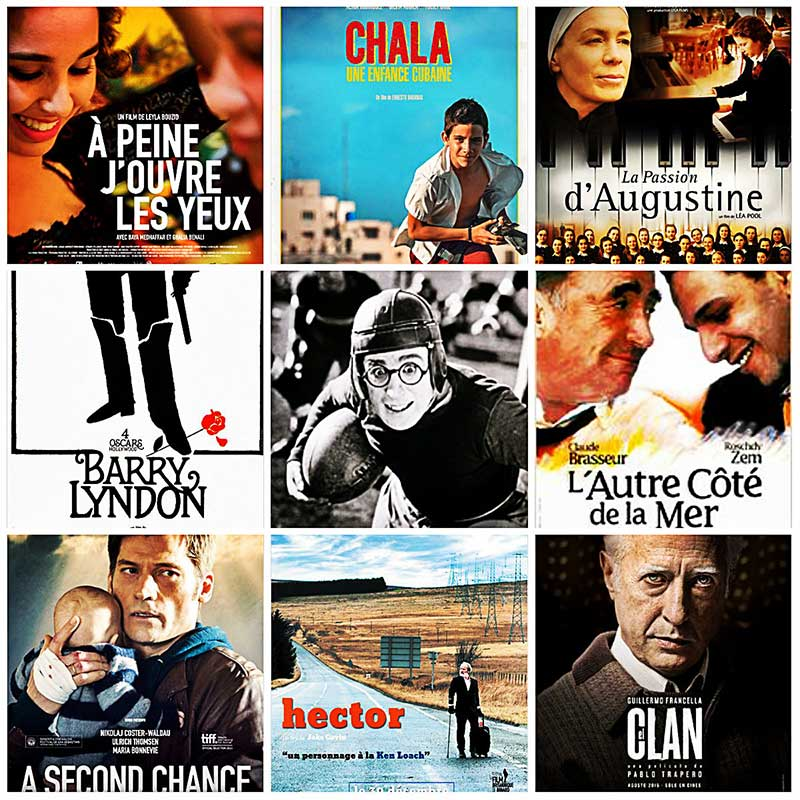 Rencontres cannes cinema