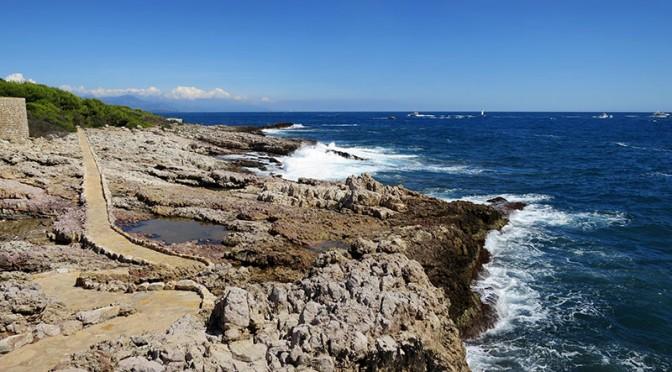 Le Cap d'Antibes : le paradis à pied