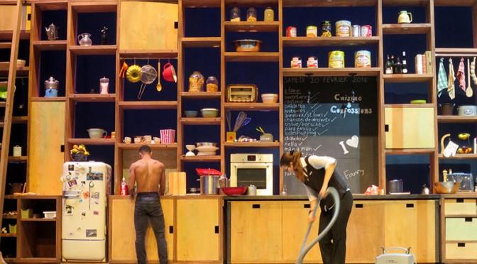 Cuisine et confessions : un spectacle à déguster