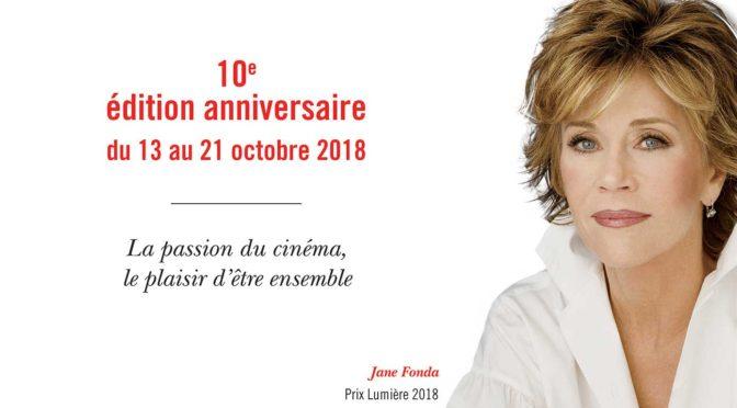 Festival Lyon Lumière 2018 : «j'ai 10 ans !»