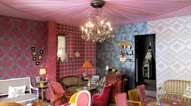 Salon de thé «Madeleine» au Cannet