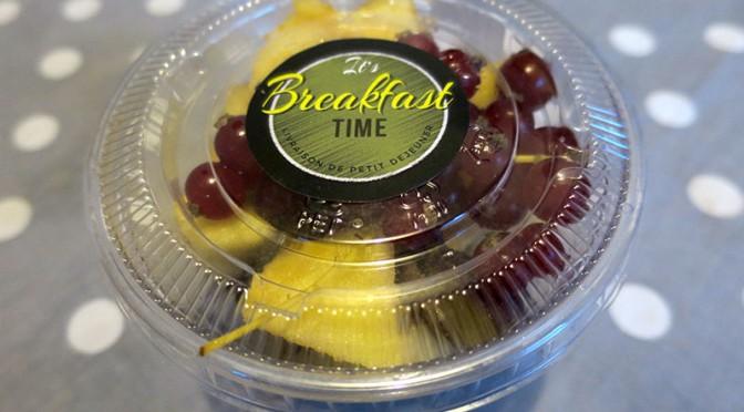 J'ai testé : Breakfast time